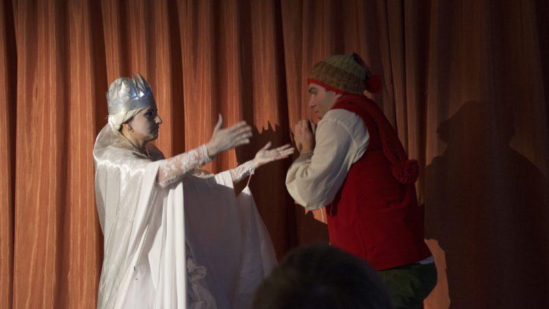 Зимний Спектакль «Снежная Королева»