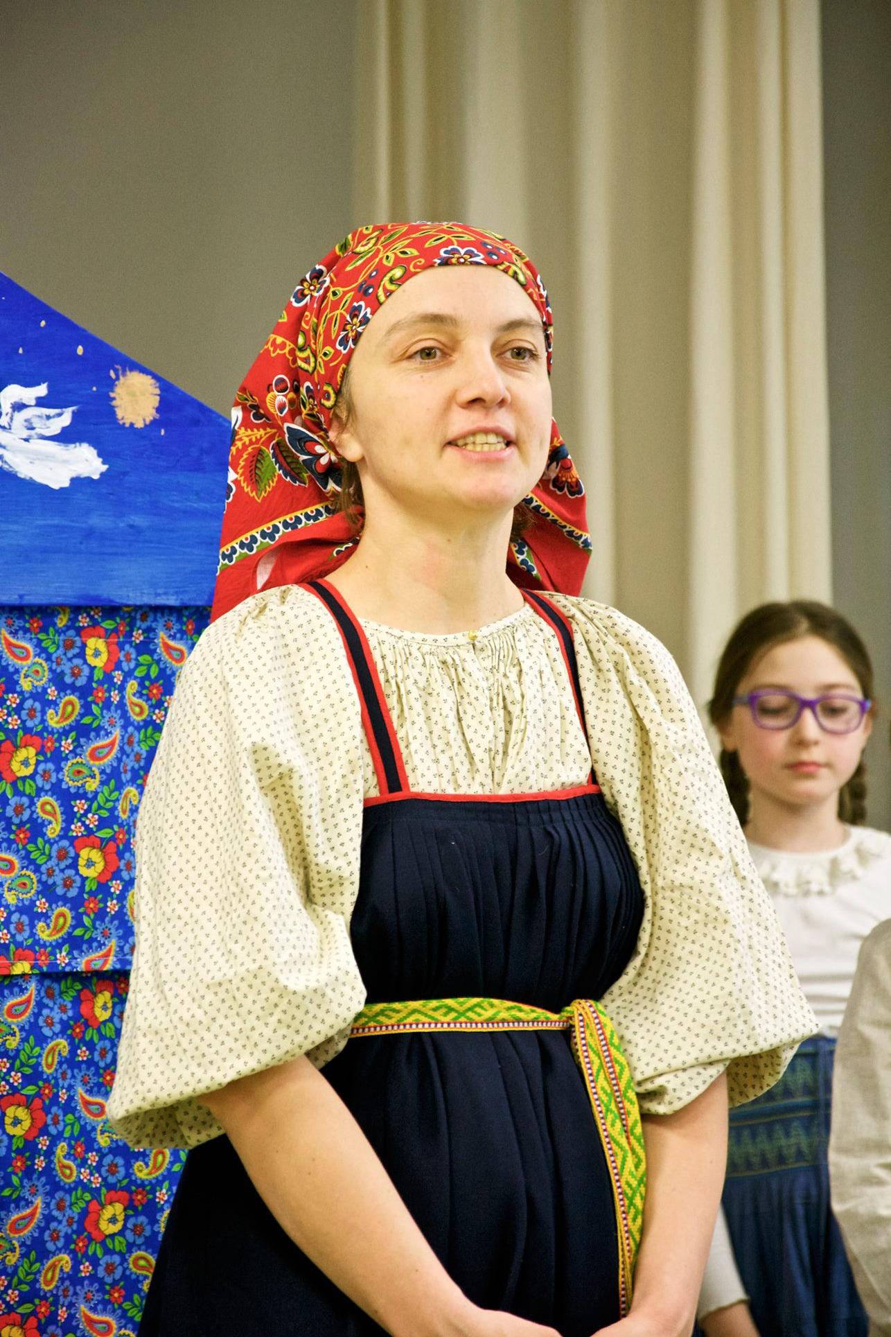 Марина Сергеевна Альтшулер