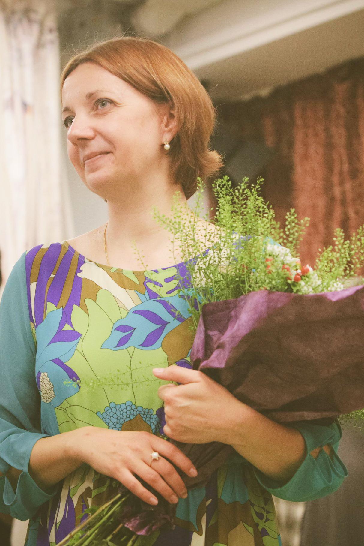 Оксана Владимировна Башкирцева
